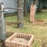 井戸の用途:集合住宅用井戸 井戸掘り地域:埼玉県川口市 施工内容:井戸掘り工事と機器設置